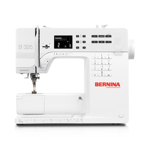 Nouvelle machine à coudre Bernina 325