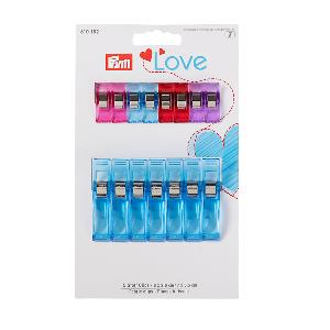 PINCES A TISSUS PRYM LOVE - Assortiment Tailles