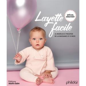 catalogue  tricot layette